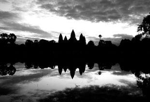 Two Angkor Wat