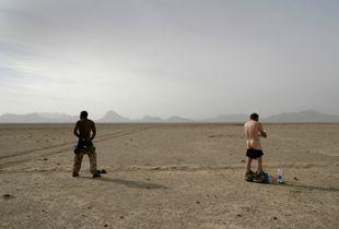 Afghanistan Desert Patrol