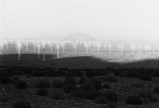 Looking East, Tehachapi Pass Wind Farm, California