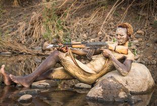The Tribal warrior