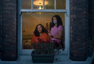 Serena and Chloe, Lockdown Day 16