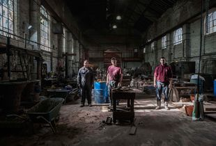 Casters at The Bell Foundry