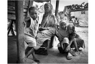 Refugee Camp Abuja
