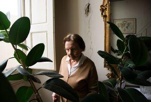 Agoraphobia _Grandmother & Plants