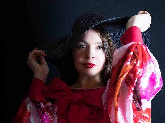 A Portrait of a Fashion Designer