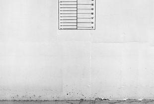 Mugshot Marker, Execution Block, Penitentiary of New Mexico, Santa Fe, NM.