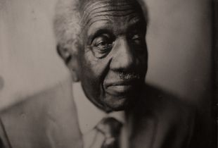 F.D. Reese, 87 (from the Series We Are Selma:  The Selma Portrait Project)