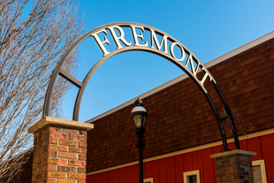 Fremont Welcome Sign