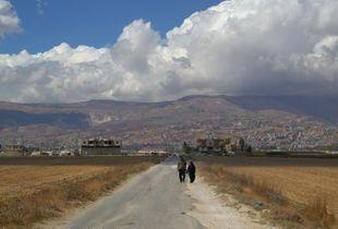 The Song of the Valley, Image-Sound-Collage Dir. M. Leupold, M. Séférian, 01_Mt. Lebanon, Beqaa  Valley, Lebanon