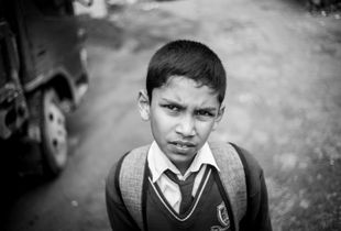 Sri Lankan Kid