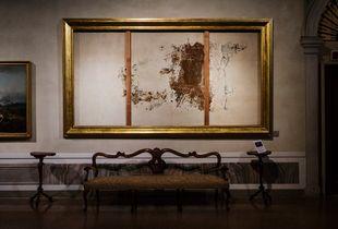 Abstract Painting, Ca'Rezzonigo, Venize 2018