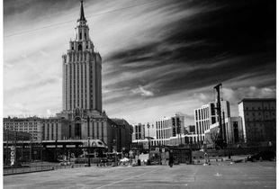 April 5, 2020 Moscow (coronavirus)