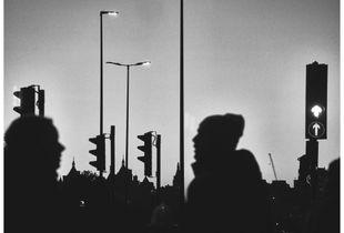 Traffic people, London 2016-17
