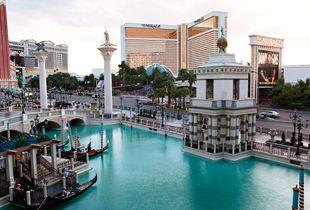 "Las Vegas, Nevada, C-print, 48""x60"""