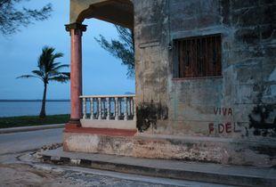 Gibara, Cuba, 2018