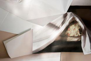 Pillows, Archival Inkjet Print, 2014© Sara Romani