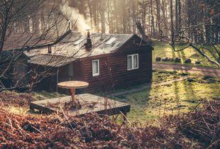 Hut in Carbeth