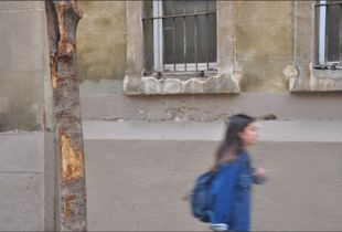 Sidewalking #2 (To All Tomorrow's Parties #1 / Le Chemin des Ecoliers)