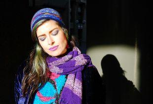 Warm winter sun....