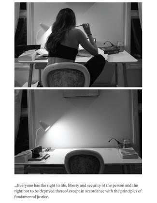 Online study -portrait 1
