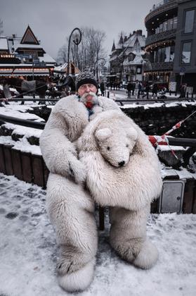 Polar Bear Man