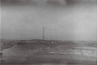 Desert B/W
