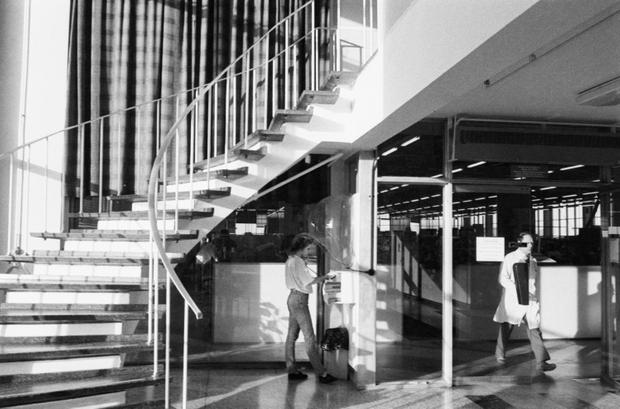 Clarks Shoe Factory 1