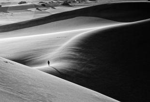 A Path through the Desert