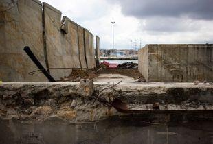 Destroyed Quay