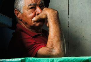 O homem triste  - The sad man