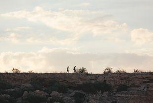 Vastness of the Kalahari