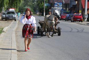 We met in Transylvania