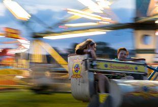 Scrambler | Madison County Fair | Brookfield, NY