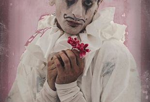 The lovestruck clown