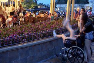 Magic Kingdom Wheelchair