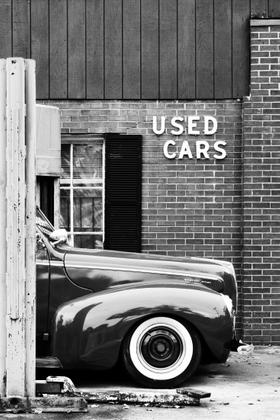 Used Car Shop
