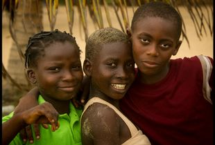 Three's company, Lagos