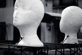 heads, new york city 2012