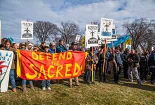 Defend the Sacred - Water is Life!