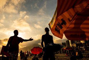 Vendedores em Ipanema - Rio de Janeiro 19