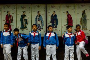 Confucius Returns (Beijing)