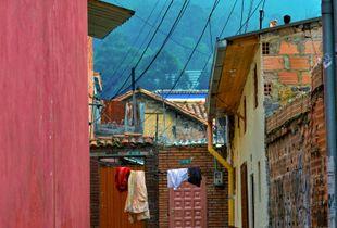 Hidden corners of Bogota