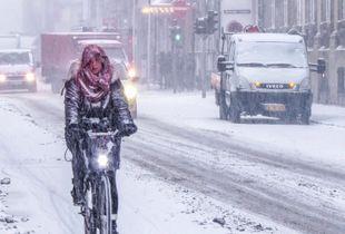 Cold Ride Home
