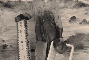 Vineyard Worker © Norma I. Quintana