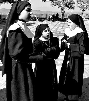 Pasqua ad Assoro, Sicily