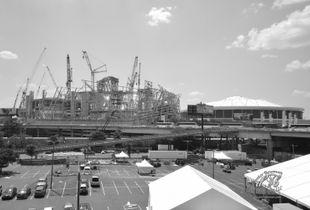 Atlanta Mercedes Benz Stadium