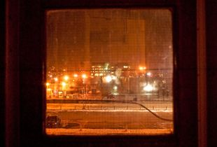 © George Webber - Window, St. Louis Hotel, 2006