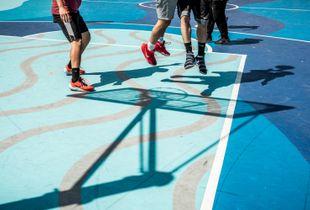 Venice Beach Basketball
