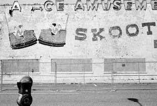 Skooter Ride (detail)