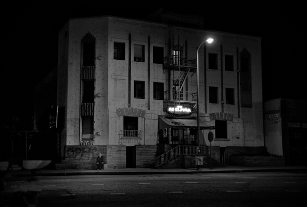 Old Man, Old building